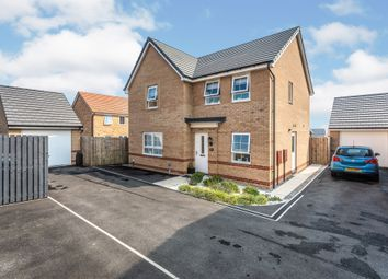 Thumbnail 4 bed detached house for sale in Drawbridge Avenue, Pontefract