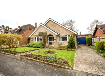 Thumbnail 3 bed detached house for sale in Basingbourne Close, Fleet