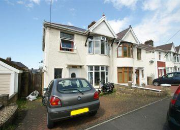 Thumbnail 3 bed semi-detached house for sale in Bracken Road, Margam, Port Talbot
