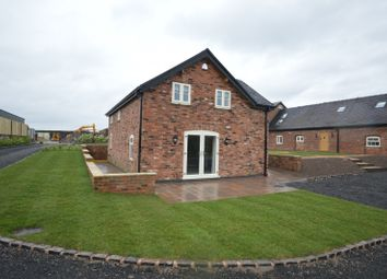 Thumbnail 3 bedroom detached house to rent in Hilltop Farm, Chester Road, Woodford