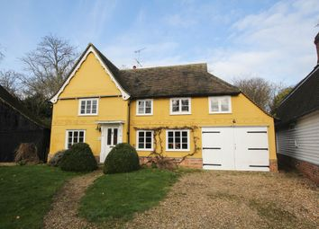 Thumbnail 3 bed detached house for sale in Butchers Hill, Ickleton, Saffron Walden