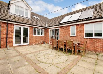 Thumbnail 4 bedroom bungalow for sale in Royden Way, Fleggburgh, Great Yarmouth