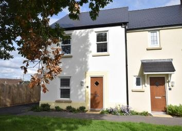Thumbnail 3 bed end terrace house for sale in Ladywell Meadows, Chulmleigh