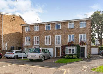 Selsdon Close, Surbiton KT6. 4 bed terraced house