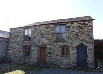 Thumbnail 2 bed property to rent in Castle Street, Bodmin