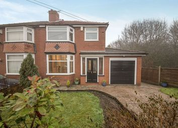 Thumbnail 3 bed semi-detached house for sale in Balmoral Avenue, Hyde