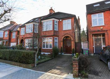 Thumbnail 3 bedroom semi-detached house for sale in Hardinge Road, London