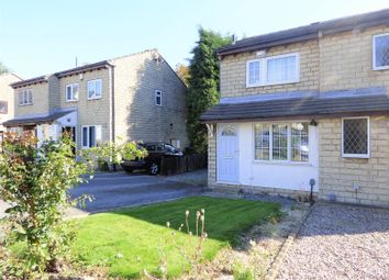 Thumbnail 2 bed semi-detached house for sale in Portland Close, Oakes, Huddersfield