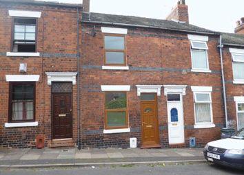 Thumbnail Terraced house to rent in Milton Street, Shelton, Stoke-On-Trent, Staffordshire
