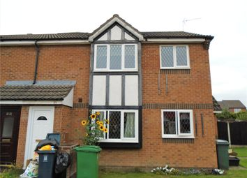 Thumbnail 1 bed flat to rent in Heather Close, Oswestry, Shropshire