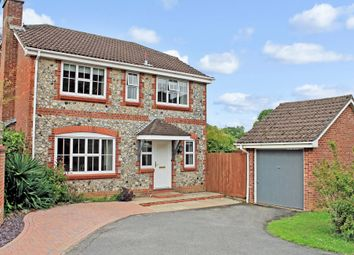 Thumbnail 4 bed detached house for sale in Morley Drive, Bishops Waltham, Southampton
