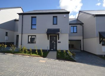 Thumbnail 4 bed link-detached house to rent in Kenwyn Heights, Shortlanesend, Truro