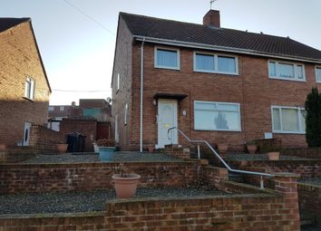 Thumbnail 3 bedroom semi-detached house to rent in Cotswold Gardens, Lobley Hill, Gateshead