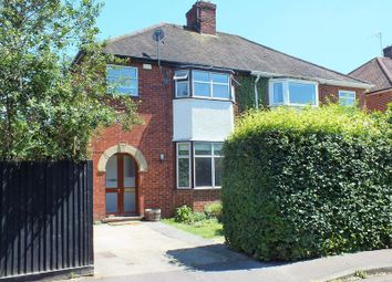 Thumbnail 3 bed semi-detached house to rent in Cavendish Road, Oxford
