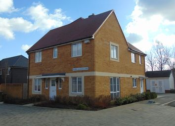 Thumbnail 3 bedroom semi-detached house to rent in Harry Saunders Lane, Ashford
