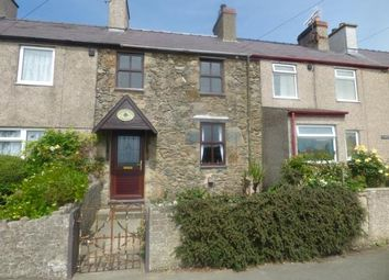 Thumbnail 2 bed terraced house for sale in Green Terrace, Llangaffo, Anglesey, Sir Ynys Mon