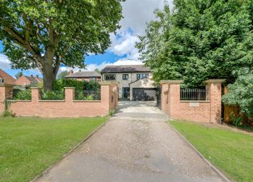 Thumbnail 4 bed detached house for sale in Ashby Road, Daventry