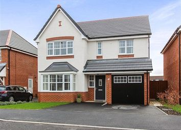 Thumbnail 4 bed property for sale in Lapwing Close, Preston