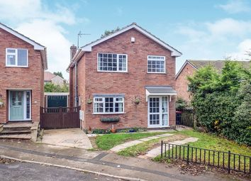Thumbnail 4 bed detached house for sale in Seamer Road, Kimberley, Nottingham