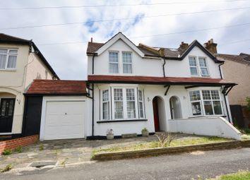 Thumbnail 3 bed semi-detached house for sale in Laburnum Avenue, Sutton