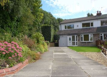 Thumbnail 3 bed semi-detached house for sale in Lowes Road, Bury