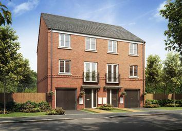 "Thumbnail 4 bed semi-detached house for sale in ""The Wilton"" at Drayton High Road, Hellesdon, Norwich"