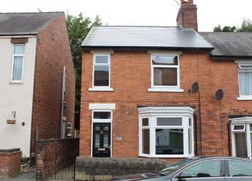 Thumbnail 3 bed terraced house for sale in Carlton Street, Mansfield
