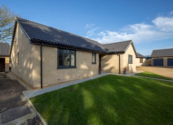 Thumbnail 3 bed detached bungalow for sale in Priory Road, Palgrave, Diss