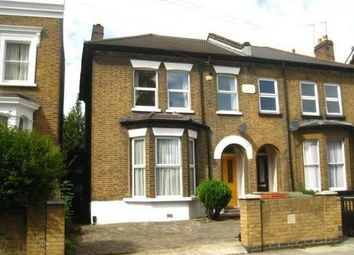 Thumbnail 4 bed terraced house to rent in Carnarvon Road, Stratford