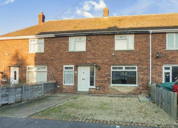 Thumbnail 3 bed terraced house for sale in Cocketts Drive, Wisbech