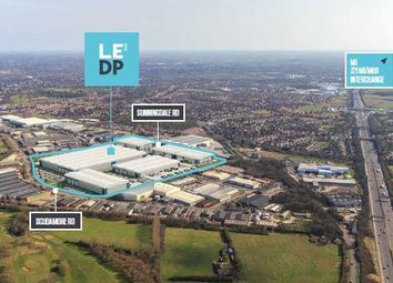 Thumbnail Industrial to let in Leicester Distribution Park - LE3, (Build To Suit Opportunity), Leicester, Leicestershire