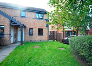 Thumbnail 1 bed flat for sale in Waterson Crescent, Witton Gilbert, Durham