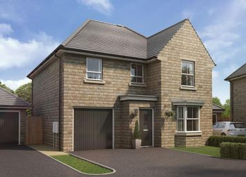 """Thumbnail 4 bedroom detached house for sale in """"Millford"""" at Waddington Road, Clitheroe"""
