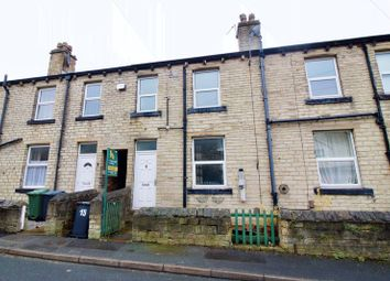 Thumbnail 1 bed terraced house to rent in Leef Street, Moldgreen, Huddersfield