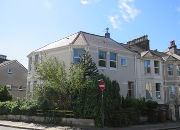 Thumbnail 2 bed flat for sale in Lisson Grove, Mutley, Plymouth