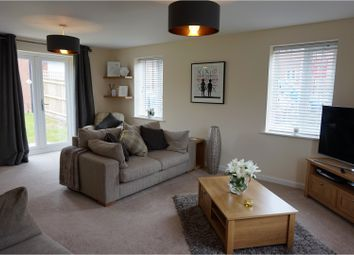 Thumbnail 4 bed detached house for sale in Pearmain Drive, Evesham