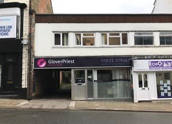 Thumbnail Retail premises for sale in 3 Sheep Street, Wellingborough, Northamptonshire