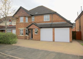 Thumbnail 5 bed detached house for sale in Daurada Drive, Meadowcroft Park, Stafford