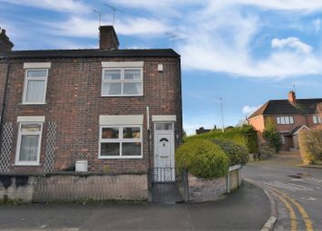 Thumbnail 3 bedroom end terrace house for sale in Crewe Road, Wheelock, Sandbach