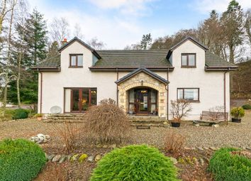 Thumbnail 4 bedroom detached house for sale in Dalshian Farmhouse, Dalshian, Pitlochry