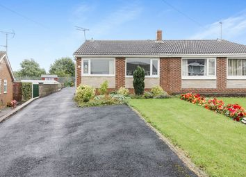 Thumbnail 2 bed bungalow for sale in Arncliffe Drive, Ferrybridge, Knottingley