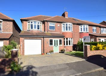 Thumbnail 5 bed semi-detached house for sale in Stockton Road, Ryhope, Sunderland