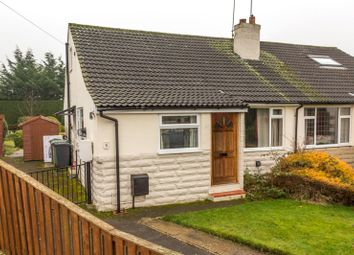 Thumbnail 2 bed semi-detached bungalow for sale in Greenway, Scarcroft, Leeds, West Yorkshire