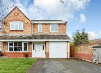 Thumbnail 4 bed detached house for sale in Canterbury Drive, Rugeley, Staffordshire