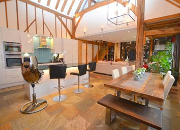 Thumbnail 3 bed barn conversion for sale in Nightingales Lane, Chalfont St Giles