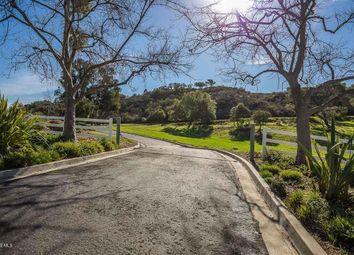 Thumbnail Land for sale in 2551 White Stallion Road, Thousand Oaks, Ca, 91361