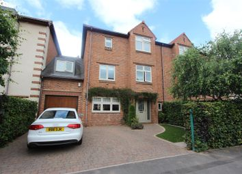 Thumbnail 5 bed town house for sale in Leconfield, Darlington