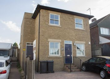 Thumbnail 2 bed flat to rent in Station Road, Sawbridgeworth, Hertfordshire
