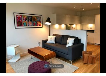Thumbnail 1 bed flat to rent in St. Bernards Gate, Southall