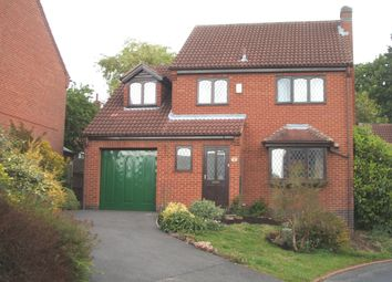Thumbnail 4 bed property to rent in Buckminster Close, Oakwood, Derby